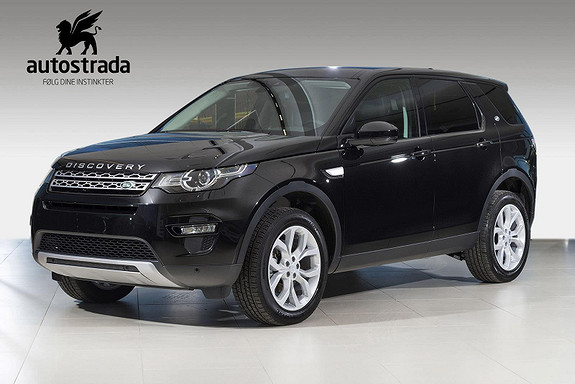 Land Rover Discovery Sport HSE 150HK AWD