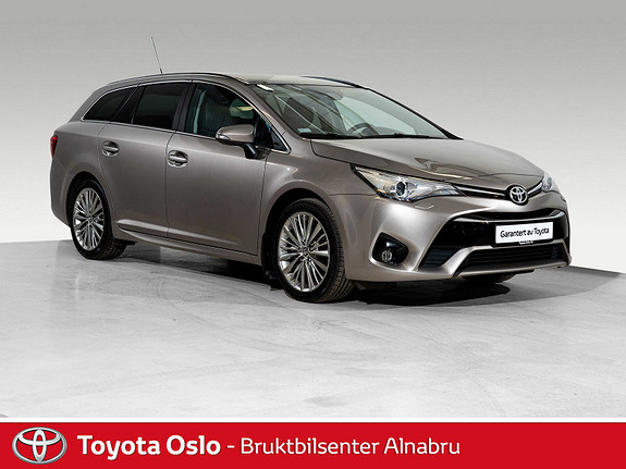 Toyota Avensis Touring Sports 1,6 D-4D Active Style Hengerfeste, DAB+,  2016, 115 450 km, kr 189 900,-