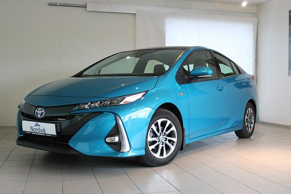 Toyota Prius Plug-in Hybrid 1,8 VVT-i Plug-in Hybrid Premium Plug-in Demo  2017, 12038 km, kr 325000,-