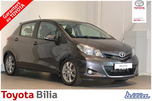 Toyota Yaris 1,33 Style  2012, 42000 km, kr 129000,-