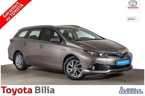 Toyota Auris Touring Sports 1,8 Hybrid Active Hengerfeste.30000 km  2015, 30750 km, kr 229900,-