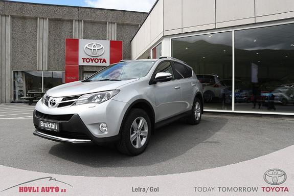 Toyota RAV4 2,2 D-4D 4WD Active Navi//Defa+ vifte//DAB+//1år garanti  2013, 97423 km, kr 259900,-