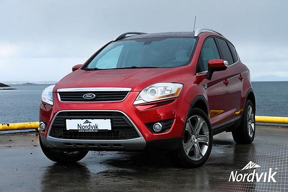 Ford Kuga 2,0 TDCi 136hk Titanium  2009, 100310 km, kr 149000,-