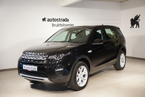 Land Rover Discovery Sport 2,0 TD4 150hk HSE aut  2017, 14873 km, kr 579000,-