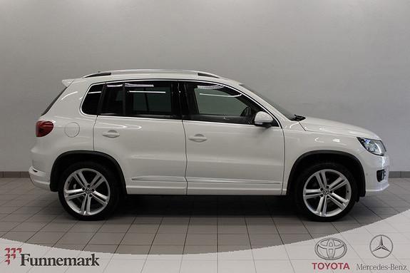Volkswagen Tiguan 2,0 TDI 140hk 4M BMT Exclusive R DSG / DAB+/ Skinn/ mm  2013, 56000 km, kr 288000,-