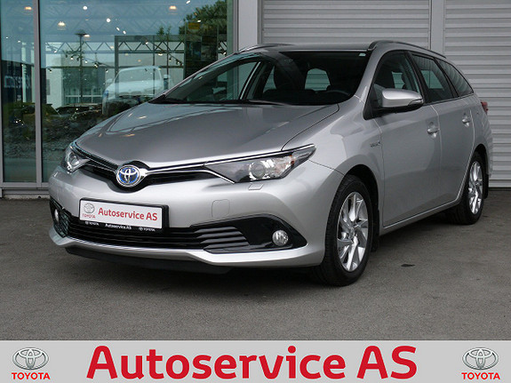 Toyota Auris Touring Sports 1,8 Hybrid Active  2015, 46 000 km, kr 229 000,-