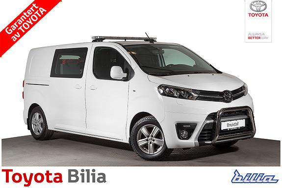 Toyota Proace 1,6 D 115 Comfort Medium L1H1 100000, i ekstrautstyr.  2016, 16576 km, kr 249900,-
