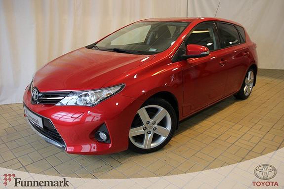 Toyota Auris 1,33 Dual VVT-i  Style  2013, 83269 km, kr 149000,-