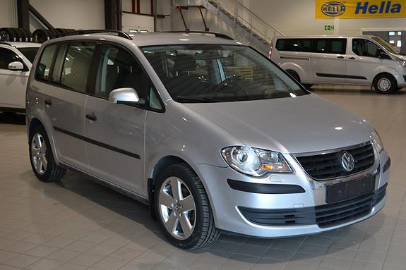 Volkswagen Touran 1,9 TDI Trendline ny service+ reg.reim  2008, 123450 km, kr 89000,-