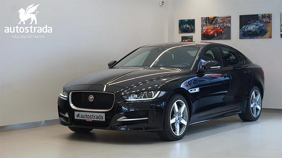 Jaguar XE 2.0d 180hk R-Sport 20d AWD  2018, 10 km, kr 529000,-