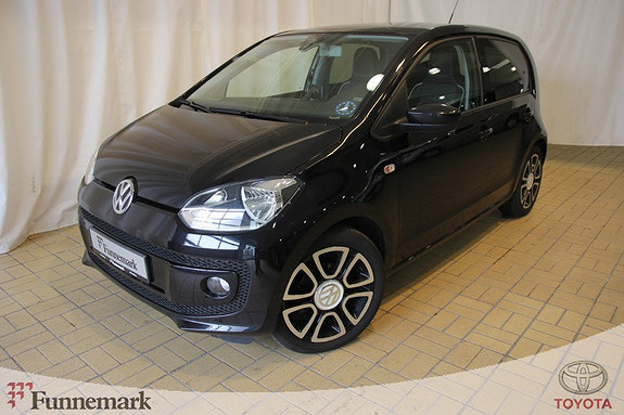 Volkswagen up! 1,0 75 BMT High up!  2013, 74211 km, kr 79000,-