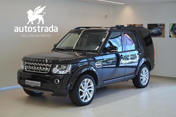 Land Rover Discovery Varebil 3,0 SDV6 256hk HSE