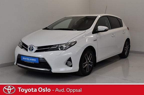Toyota Auris 1,8 Hybrid E-CVT Active+  2015, 37889 km, kr 199900,-