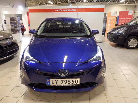 Toyota Prius 1.8 EXECUTIVE HYBRID  2016, 38500 km, kr 259000,-