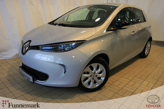 Renault Zoe 22 kWh Intens Easy Charge  2016, 27495 km, kr 179000,-