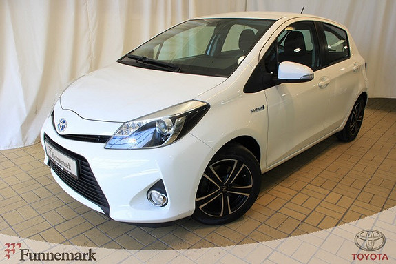 Toyota Yaris 1,5 Hybrid Active  2012, 68838 km, kr 135000,-