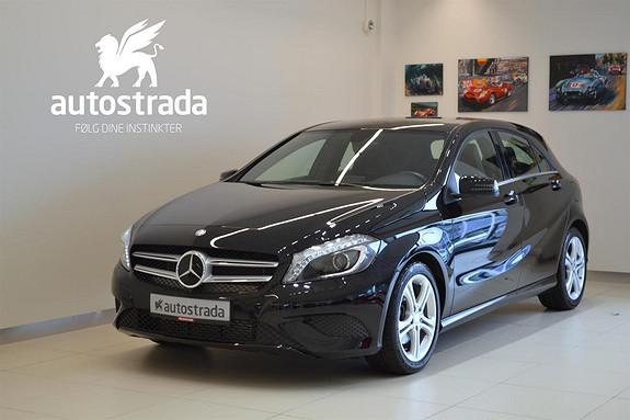 Mercedes-Benz A-Klasse A 200 CDI 4MATIC/Ny i Norge/Sjekk kilometer