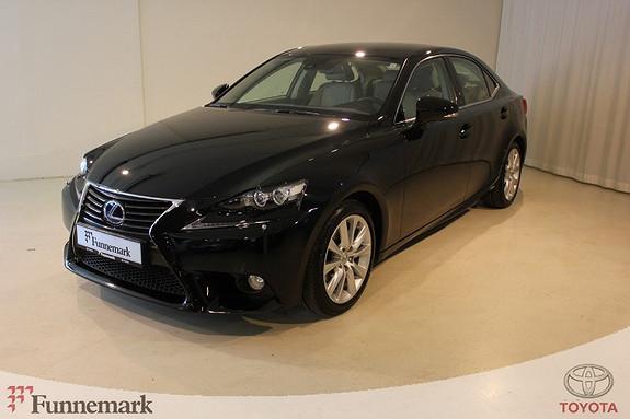Lexus IS 300h Executive  2014, 36400 km, kr 329000,-