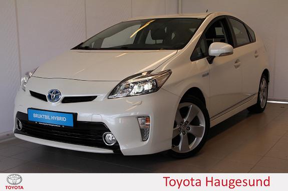 Toyota Prius 1,8 VVT-i Hybrid Executive  2012, 84200 km, kr 169000,-