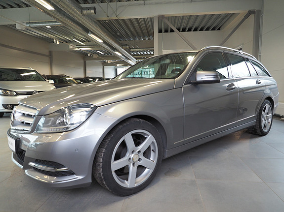 VS Auto - Mercedes-Benz C-Klasse