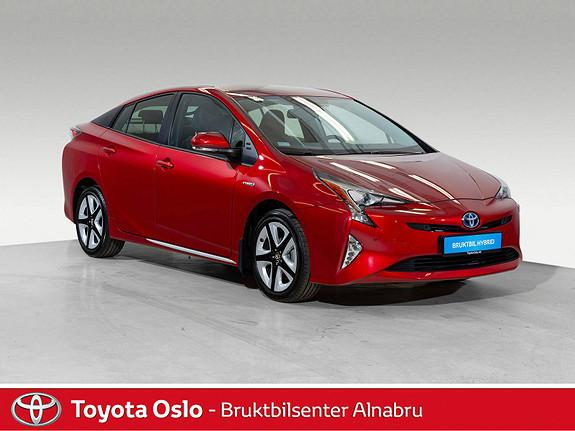 Toyota Prius 1,8 VVT-i Hybrid Executive Skinn, DAB+,  2017, 10061 km, kr 308900,-