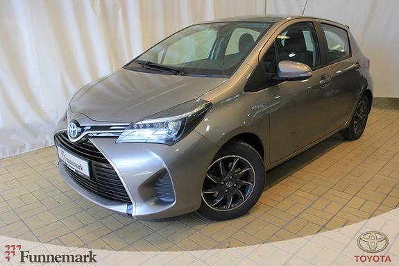 Toyota Yaris 1,5 Hybrid Active e-CVT  2014, 50896 km, kr 165000,-