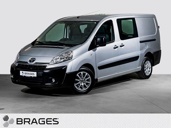 Toyota Proace 2,0 163hk L1H1 Lav KM, Nylig EU godkjent  2014, 35000 km, kr 165000,-