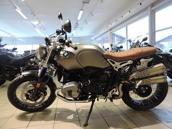 Bilbilde: BMW RnineT Scrambler