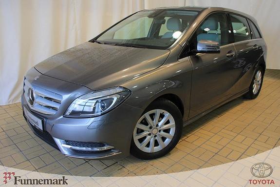 Mercedes-Benz B-Klasse B 180 CDI BlueEfficiency Sport aut.  2012, 41249 km, kr 169000,-