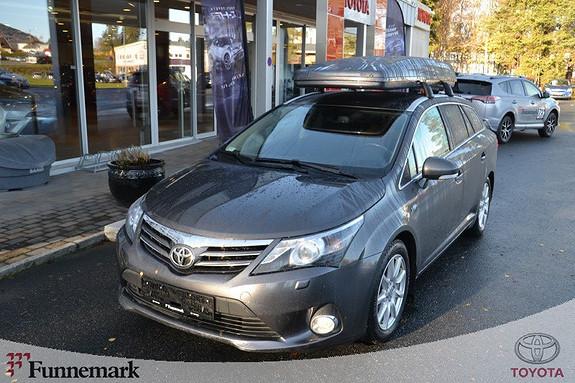 Toyota Avensis 2,2 D-CAT 150hk Executive aut.  2012, 163000 km, kr 158000,-