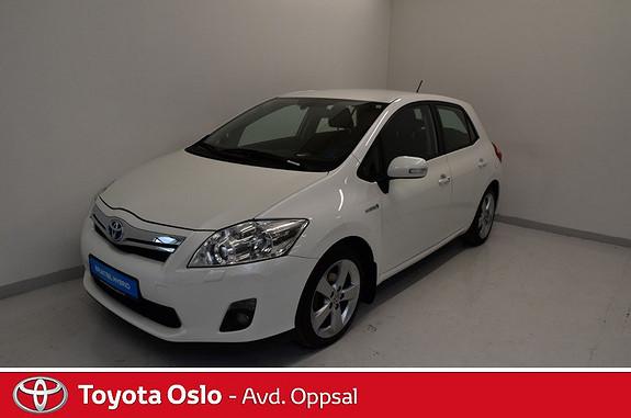 Toyota Auris 1,8 Hybrid Executive HSD  2011, 101377 km, kr 128900,-