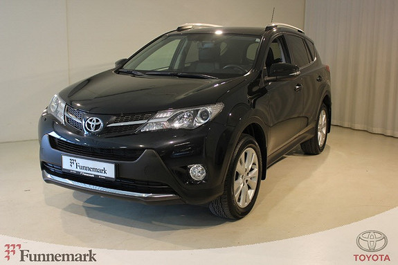 Toyota RAV4 2,2 D-4D 4WD Executive  2014, 44300 km, kr 319000,-