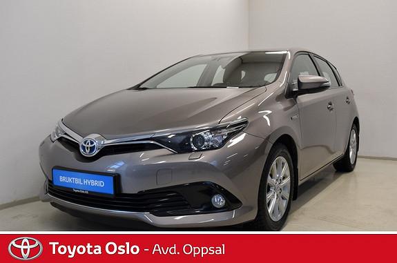 Toyota Auris 1,8 Hybrid E-CVT Active S , Navigasjon,  2015, 66225 km, kr 204900,-