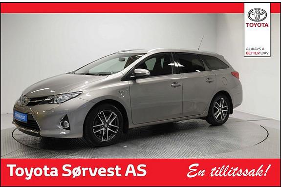 Toyota Auris Touring Sports 1,8 Hybrid Active+  2015, 42500 km, kr 228000,-