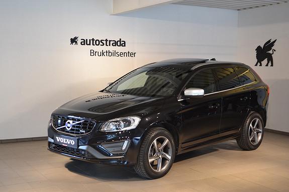 Volvo XC 60 D4 2,4D Momentum R-Design AWD aut , Topputstyrt bil ++  2014, 92000 km, kr 429000,-