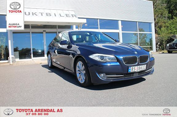 BMW 5-serie 530d xDrive Automat  2012, 85014 km, kr 369000,-