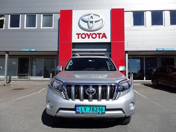 Toyota Land Cruiser Gx toppmodell  2015, 50000 km, kr 439000,-