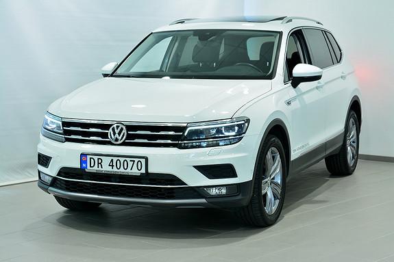 Volkswagen Tiguan Allspace 2.0 TDI 190hk 4MOTION DSG  2018, 14700 km