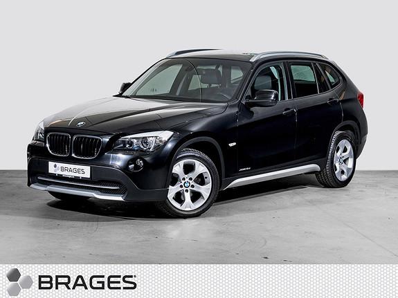 BMW X1 xDrive18d (136hk) Cruise, PDC, Xenon, Regnsensor  2012, 56300 km, kr 229000,-