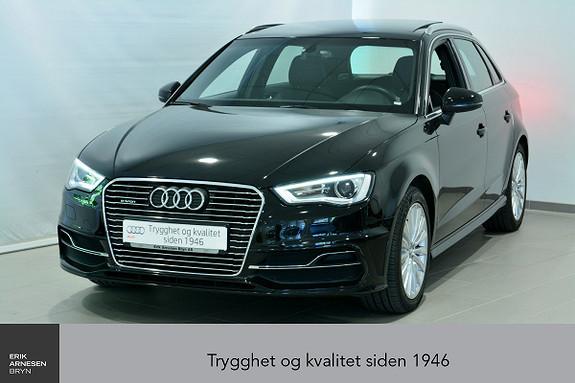 Audi A3 Sportback 1,4 TFSI Ambition Plug-in hybrid  2015, 40600 km, kr 259000,-