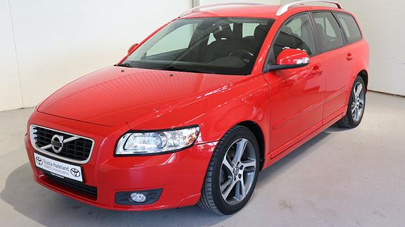 Volvo V50 DRIVe Limited Edition start/stop  2012, 102500 km, kr 119000,-