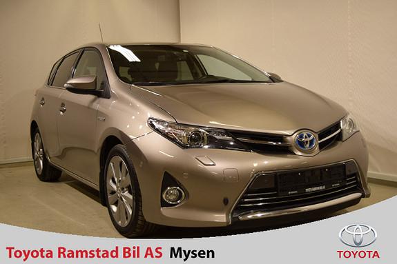 Toyota Auris 1,8 Hybrid Executive HSD  2013, 45000 km, kr 179000,-