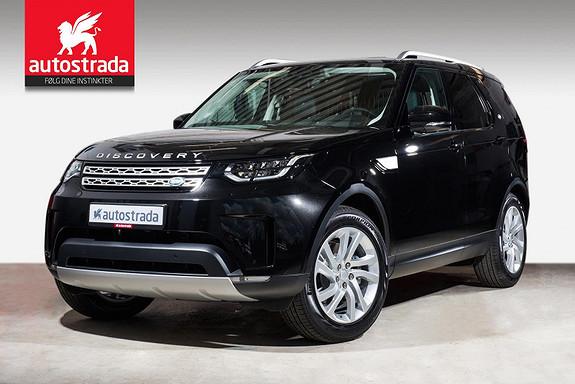 Land Rover Discovery 240 Diesel HSE Varebil - Leasing mulig!