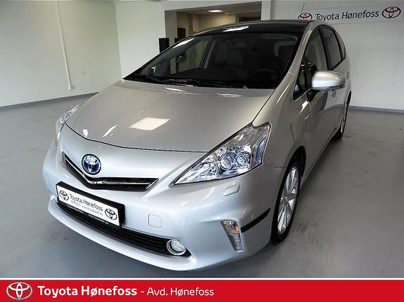 Toyota Prius 1,8 VVT-i Hybrid Premium , navi, DAB+, panorama++,  2013, 71140 km, kr 249000,-