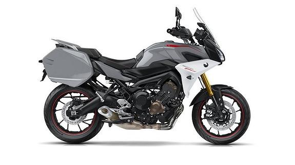 Bilbilde: Yamaha Tracer 900 GT ABS