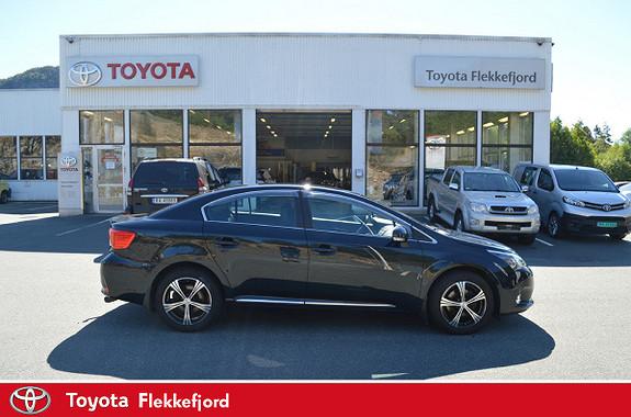 Toyota Avensis 2,0 D-4D DPF 126hk Advance  2012, 84931 km, kr 169000,-