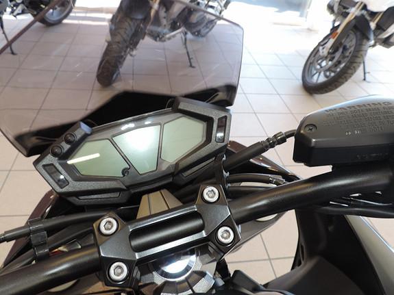 Bilbilde: Kawasaki Z800 abs