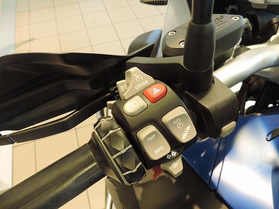 Bilbilde: BMW R1200GS Adventure