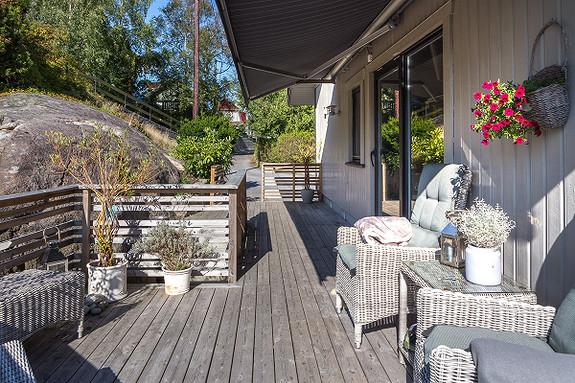 Delt bolig med tilleggsdel - Bjølstadfjellet