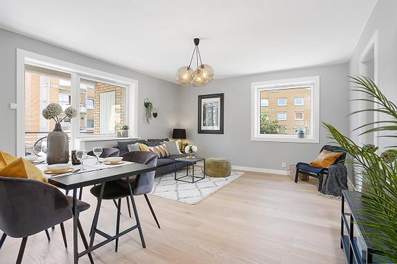 3-roms leilighet - Lambertseter - Oslo - 3 990 000,- Schala & Partners